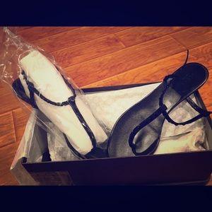 Gucci sandals - brand new in a box